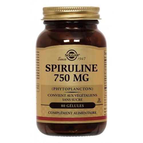 SPIRULINE 750mg 100 tablets