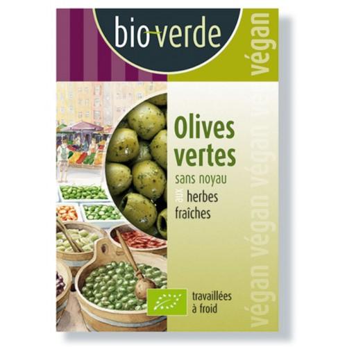 Mix olives dénoyautées 150 gr