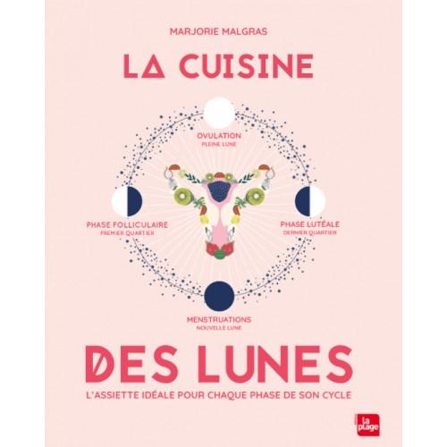 LA CUISINE DES LUNES 62p
