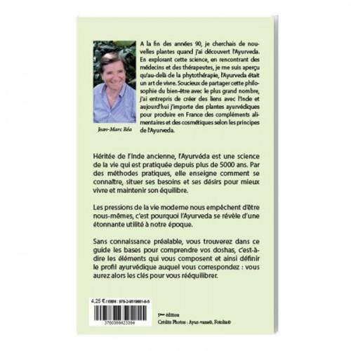 INITATION à l'AYURVEDA 96 pages