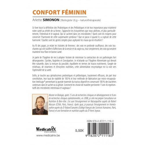 CONFORT FEMININ de Arlette SIMONON 112p