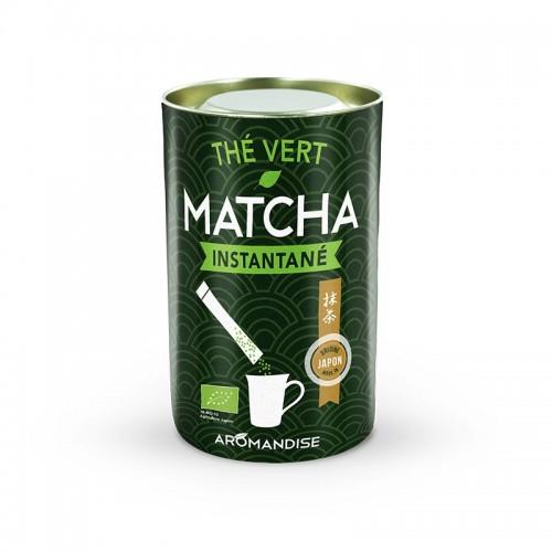 Thé vert Matcha instantané
