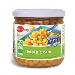 Maïs doux 370 gr