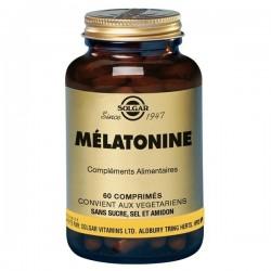 SOLGAR MELATONINE 60 COMPRIMES