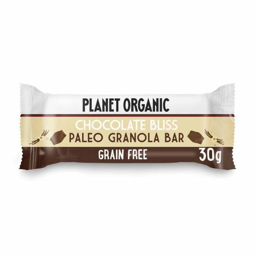 Barre paléo granola délice extrème choc