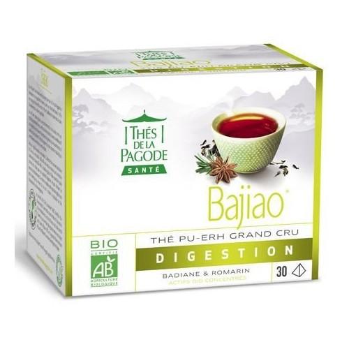 THE BAJIAO BIO 30 INF / boite 45 gr