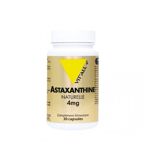 VIT'ALL+ ASTAXANTHINE 4 MG 30 CAPSULES