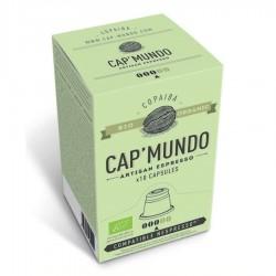 Capsules café bio COPAIBA (bte 10 cap)