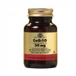 Co Q 10 30 mg 30 Gélules Végétales PM