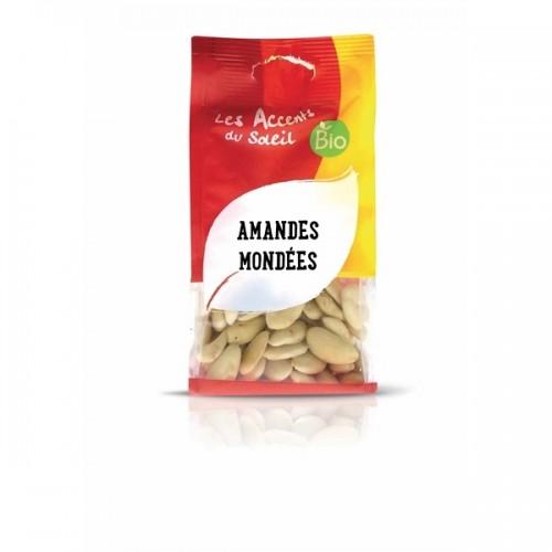 AMANDES MONDEES ESPAGNE 125g