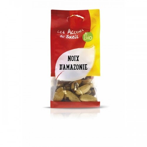 NOIX D'AMAZONIE BOLIVIE 125g