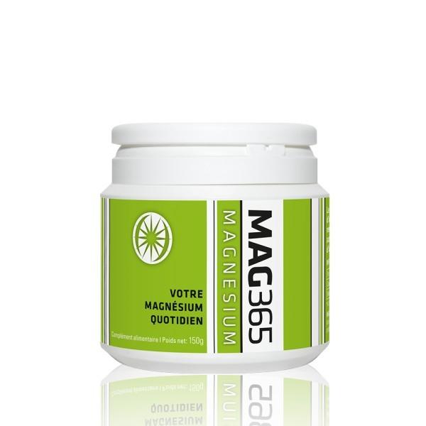 Magnésium marin 365 nature pot 150 gr