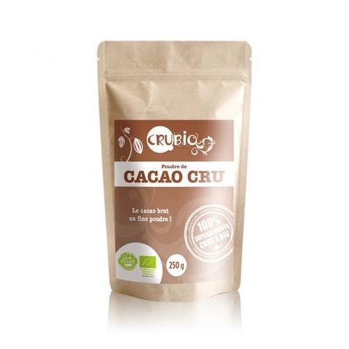 CACAO CRU poudre 250g