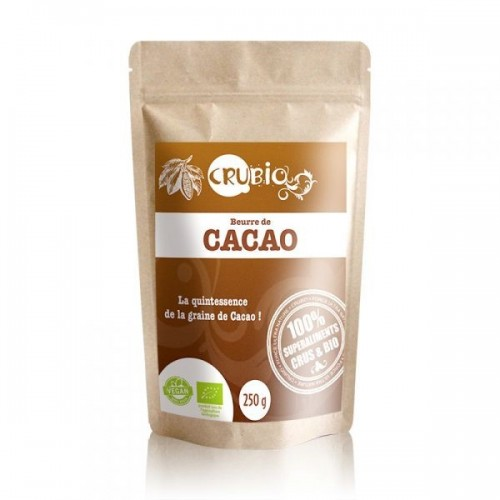 CACAO beurre 250g