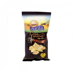 Chips à l'huile d'olive 125 gr bio