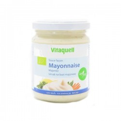 Sauce mayonnaise sans oeufs 250 ml