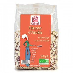 Flocons d'azukis bio 350 gr