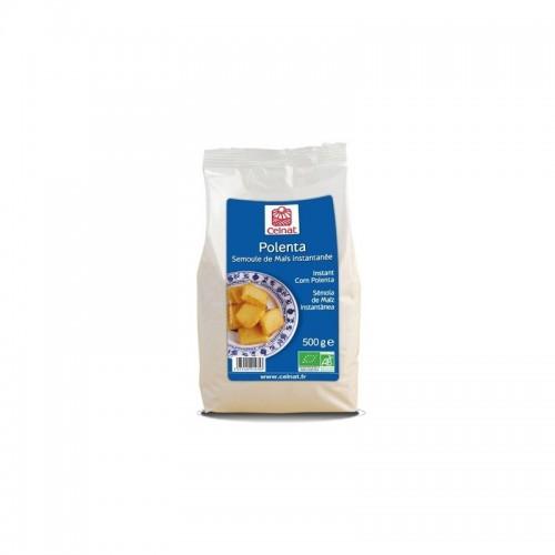 Semoule maïs complète - POLENTA 500g