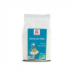 FARINE maïs 500 gr bio