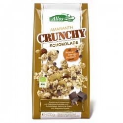 CRUNCH CHOCOLAT NOIR 400 gr