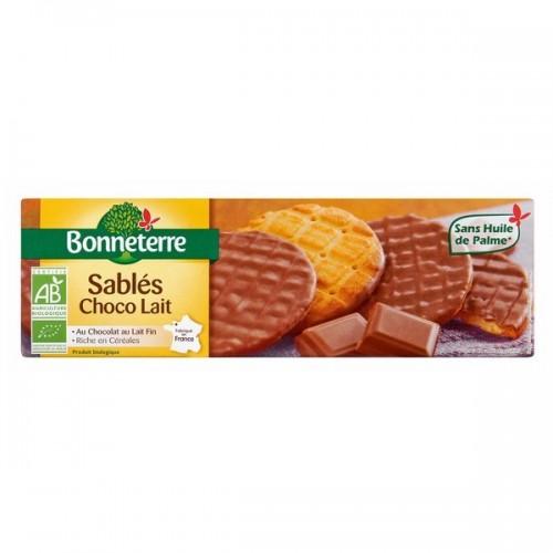 SABLES CHOCO LAIT 120g