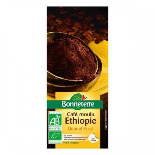 CAFE ETHIOPIE moulu PUR ARABICA 250g