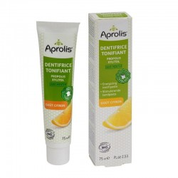 Dentifrice CITRON APROLIS 75 ml